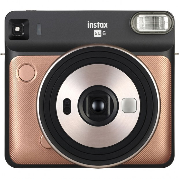 Fujifilm instax SQUARE SQ6 Instant Film Camera Announced