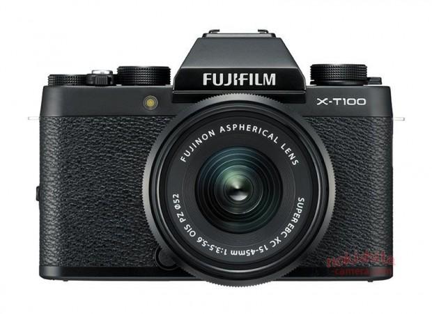 fujifilm x-t100 1