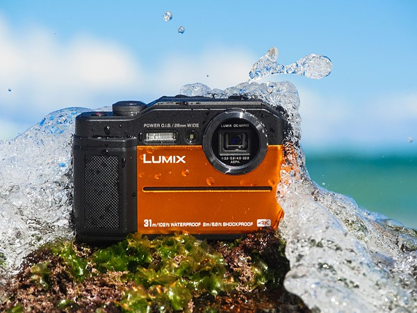 Panasonic Announced Lumix TS7 Rugged Camera with a built-in EVF