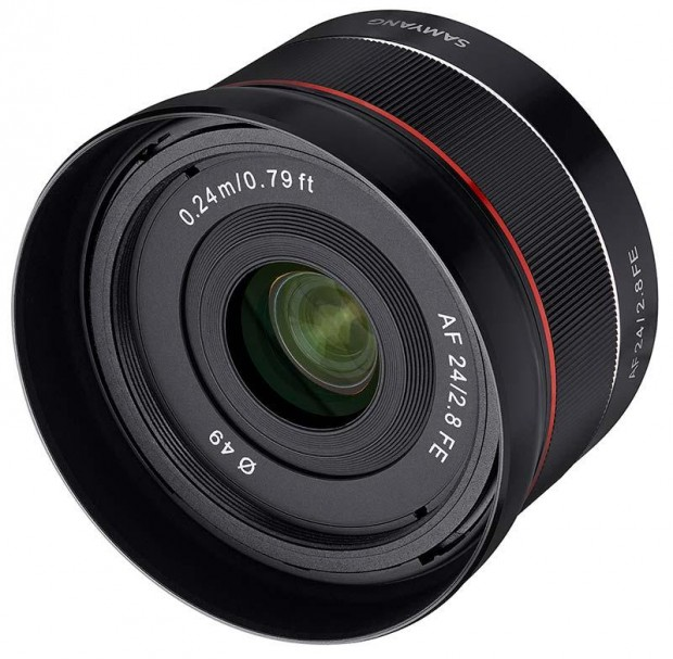 Samyang AF 24mm f/2.8 FE Lens Announced !