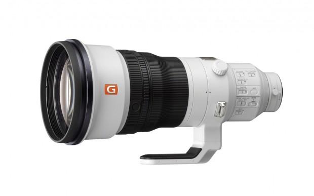sony fe 400mm f 2.8 gm oss lens