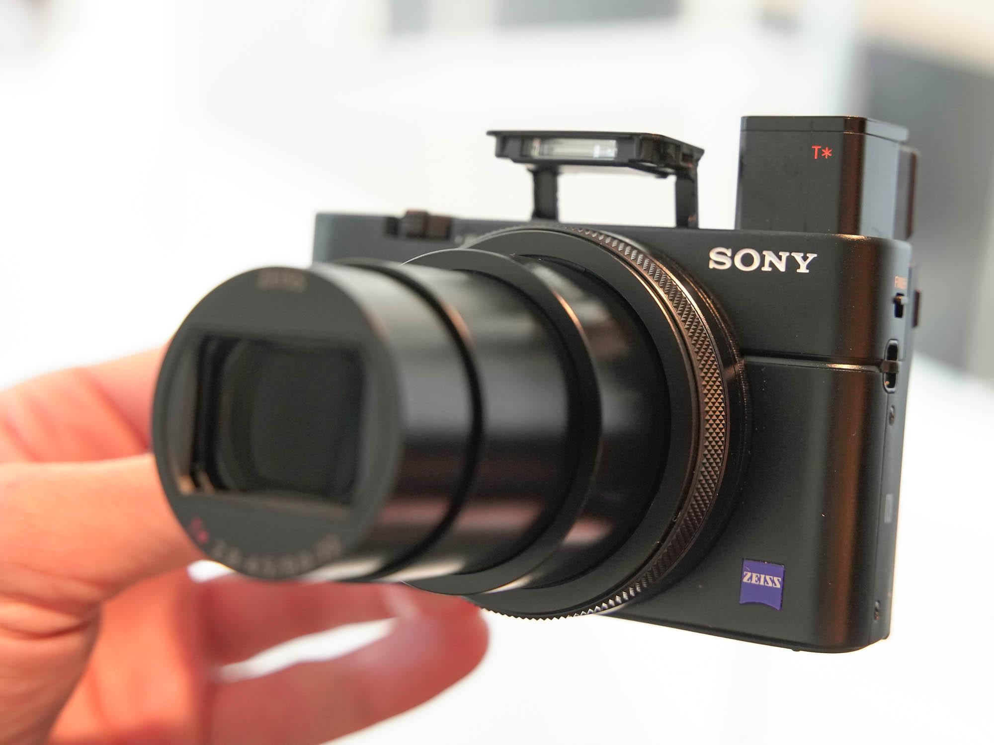 Kết quả hình ảnh cho Sony RX100 Vi