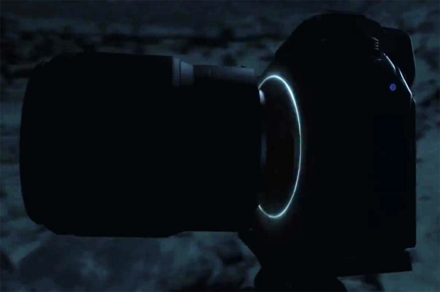 Nikon full -mirrorless-camera teaser