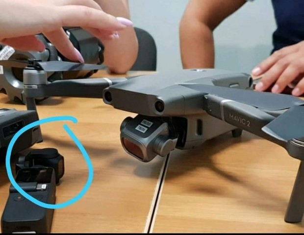 DJI Mavic 2 First Leaked Image