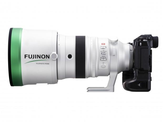 fujifilm xf 200mm f2 lens