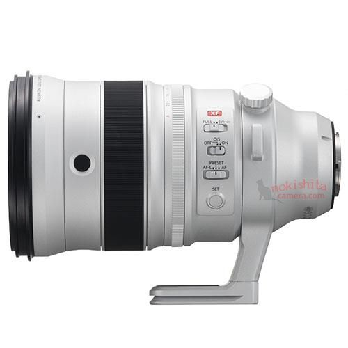 XF 200mm f/2 R LM OIS WR, XF 8-16mm f/2.8 R LM WR, 1.4x Teleconverter Leaked Images, Specs