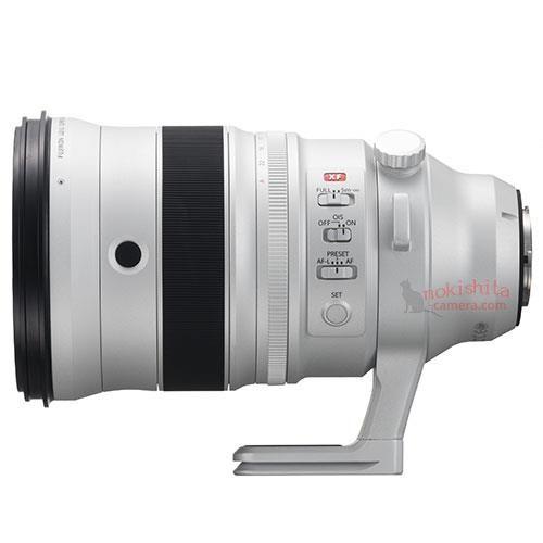fujifilm xf 200mm f2