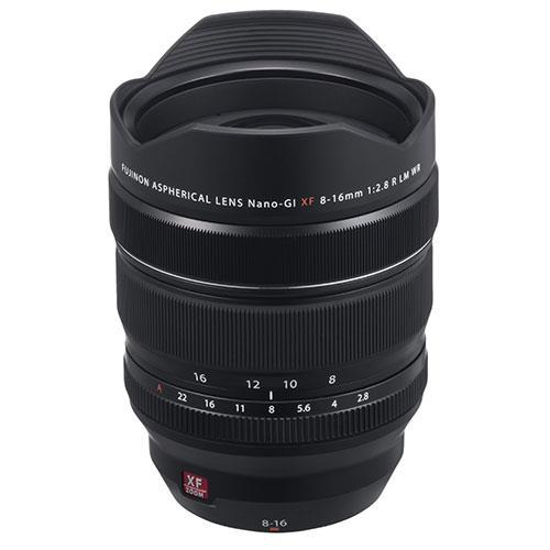 fujifilm xf 8-16mm f 2.8 r lm wr lens