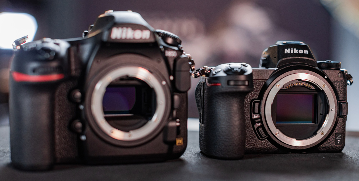 Basic Specs Compared: Nikon Z6 Vs  Nikon Z7 Vs  Nikon D850