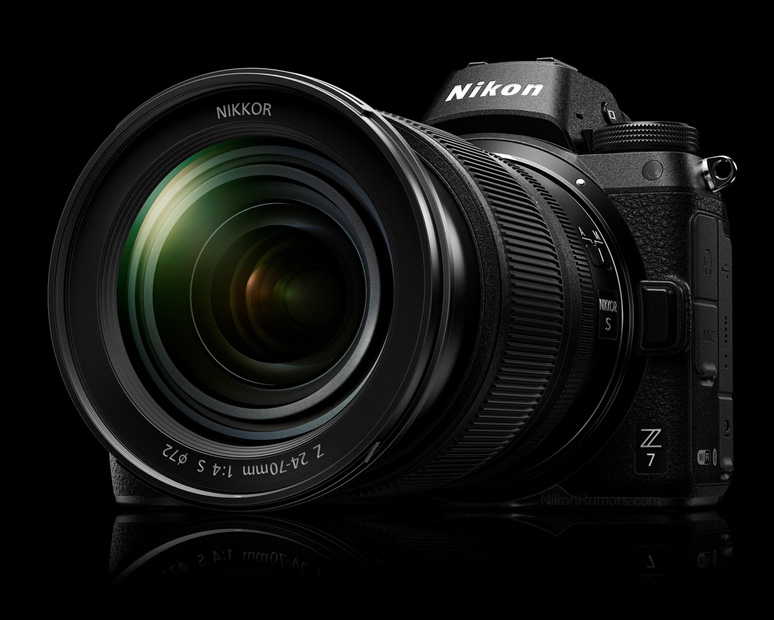 Nikon Full Frame Mirrorless Camera – Camera News at Cameraegg