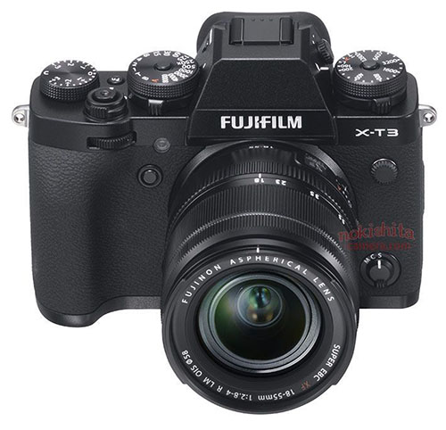 fujifilm x-t3 1
