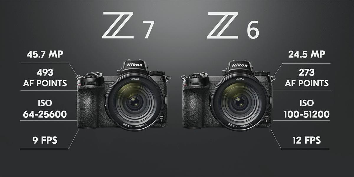 Image result for nikon z6 and 7 nikonusa