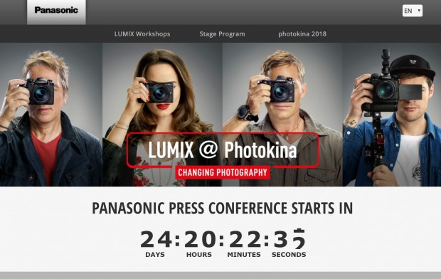 panasonic full frame countdown