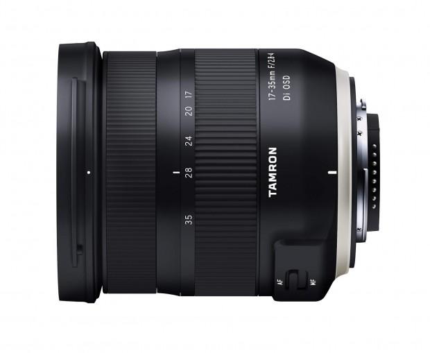 tamron 17-35mm f 2.8 4 di osd lens