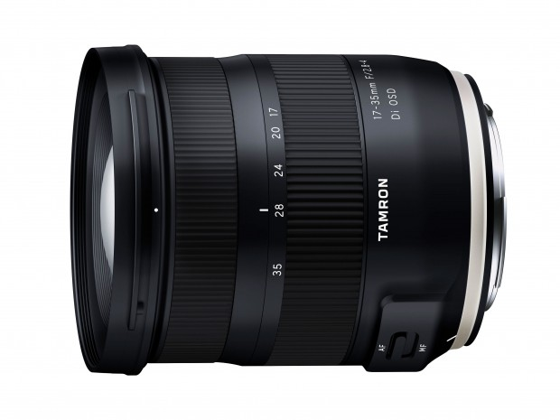 Tamron 17-35mm f/2.8 Di OSD Lens Announced !