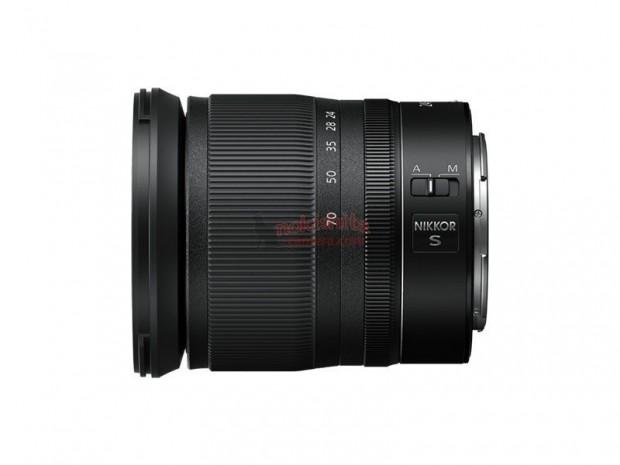 z-nikkor 24-70mm f4 s lens 1