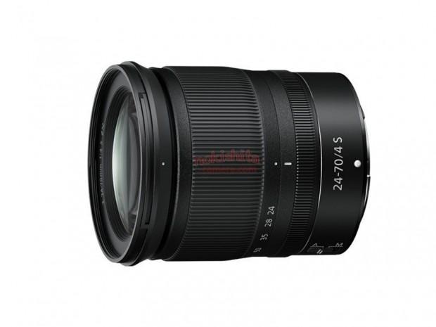 z-nikkor 24-70mm f4 s lens