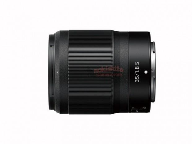 z-nikkor 35mm f1.8 s lens