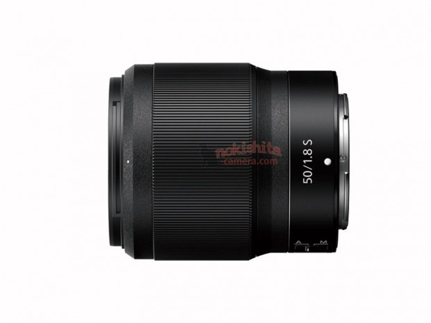 z-nikkor 50mm f1.8 s lens