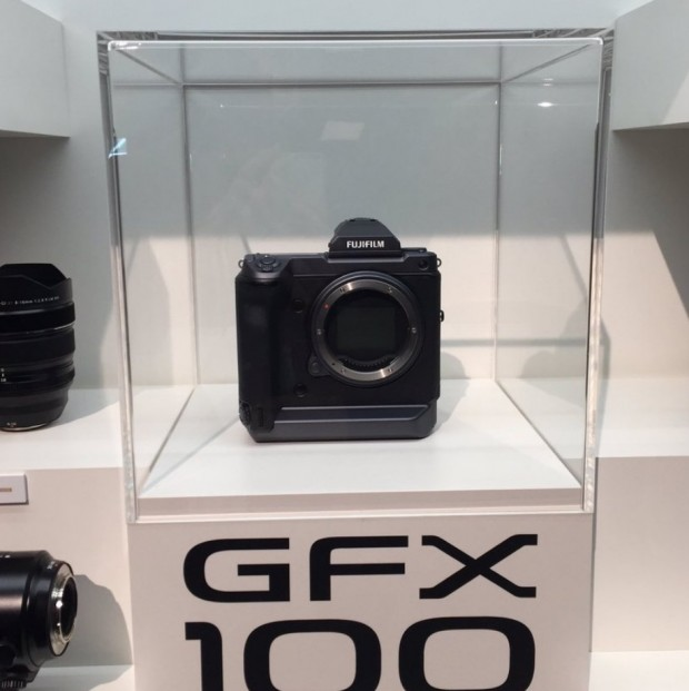 Fujifilm GFX100S to be Annouced Soon just for $5,999?