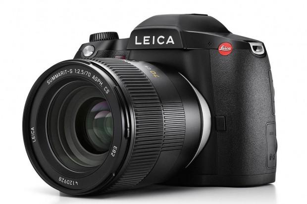 Leica S3 Medium Format Camera Leaked Online !