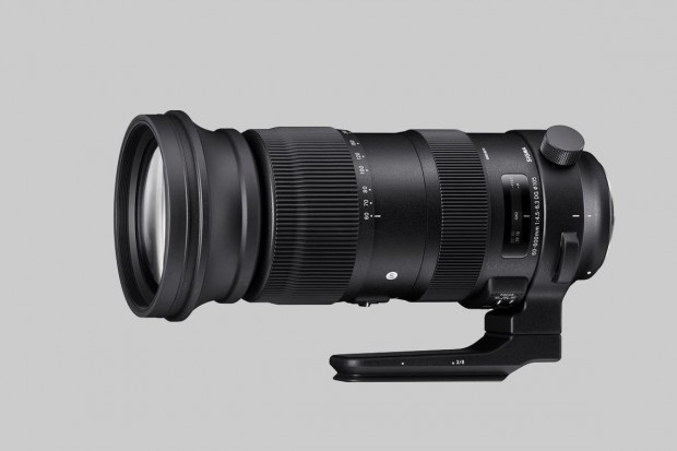 sigma60-600mm sports lens