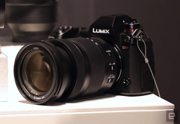 Panasonic S1R to Have Variable ND Filter, S 24-105mm & S 70-200mm Lenses Have f/4 Aperture