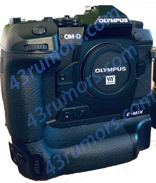 First Leaked Images of Olympus OM-D E-M1X