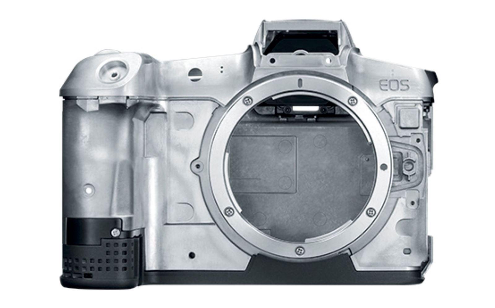 Canon EOS R – Camera News at Cameraegg
