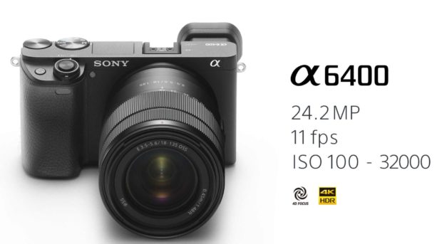 Sony a6400 Announced, Price $898 !