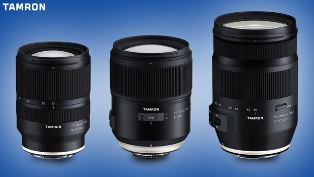 Tamron Interview at CP  (About Upcoming RF Mount & Z Mount Mirrorless Lenses)