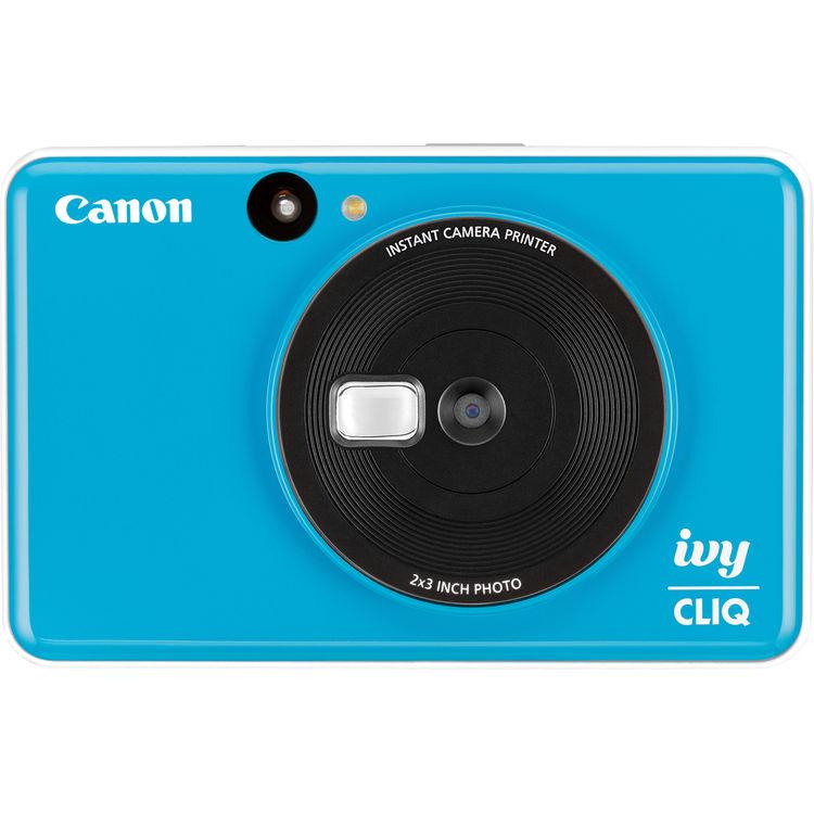 Canon Ivy Cliq Amp Cliq Instant Camera Printers Now