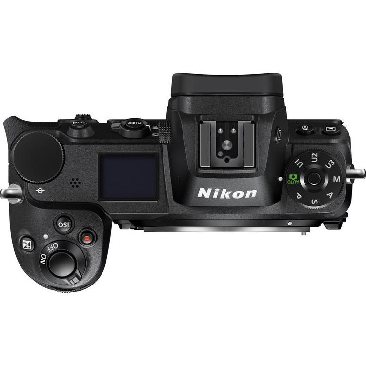 Leaked Image Of Nikon Z1 Entry Level Full Frame Mirrorless