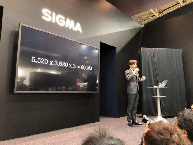 Sigma 61MP Full Frame L-mount Camera Development Announcement Tomorrow ?