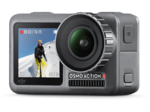 Full Images & Specs of DJI Osmo Action Leaked Online !