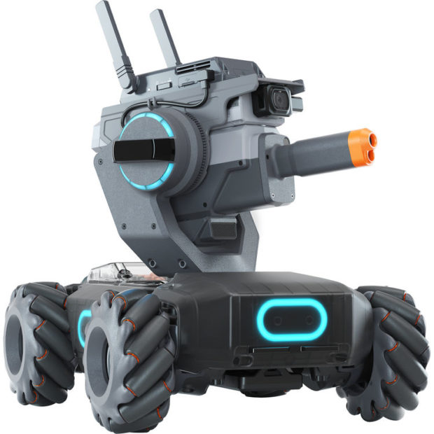 DJI Released RoboMaster S1 – A $499 FPV Robot