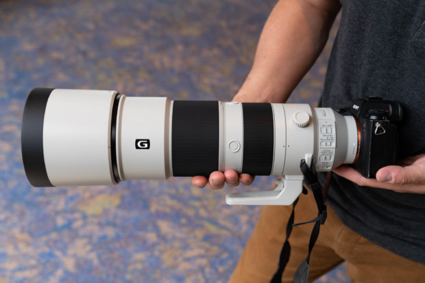 Sony FE 200-600mm f/5.6-6.3 G OSS & FE 600mm f/4 GM OSS Lenses Announced !