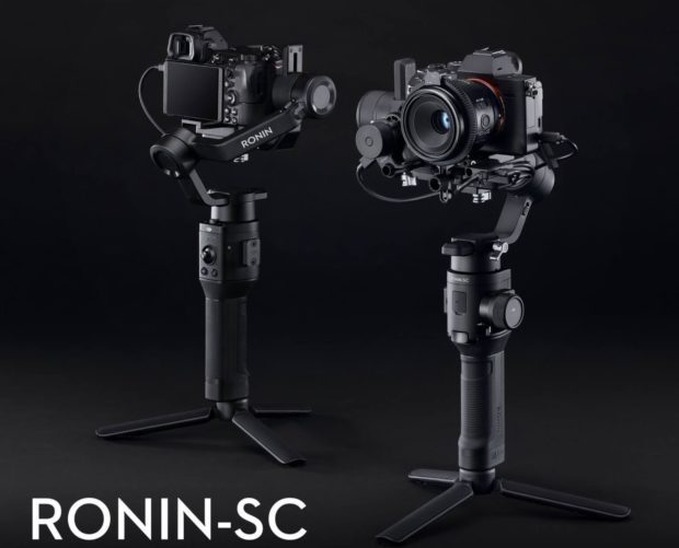 DJI Ronin-SC Gimbal Officially Announced, Price $439 !