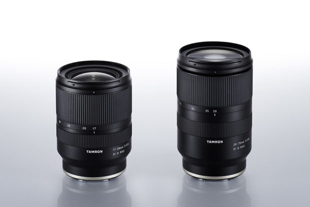 Tamron Announced That The 17-28mm f/2 8 Di III RXD Lens is in Short