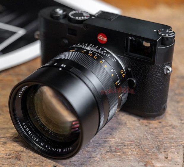 Leica Summilux-M 90mm f/1.5 ASPH. Lens Leaked Images, Coming in Early 2020 !
