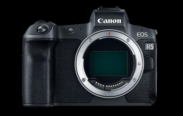 Canon EOS R5 & Canon EOS R6 Leaked Specs