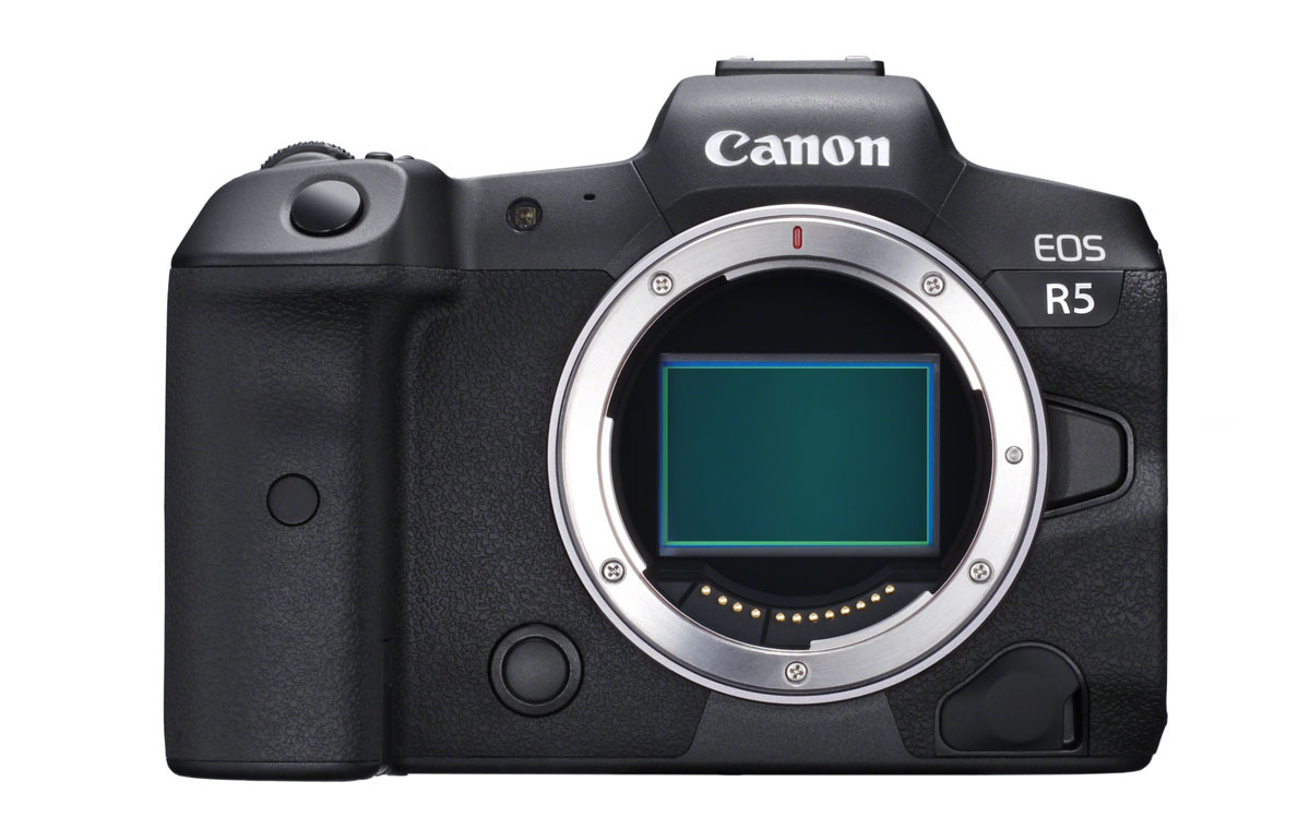 Canon EOS R5 Leaked Image & Press Release