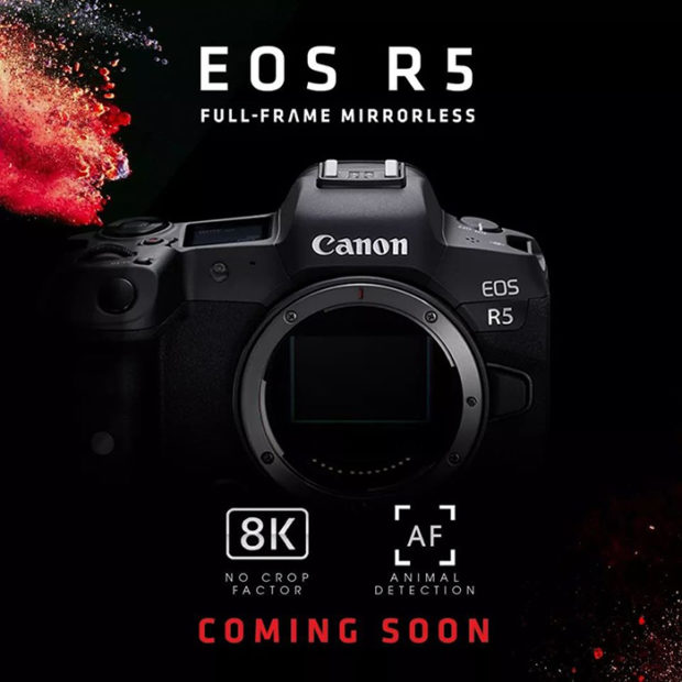 Canon EOS R5 to Cost $3,899 and R6 $2,499!