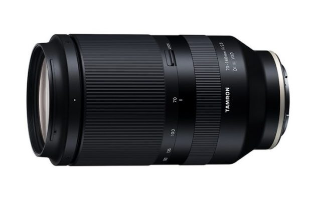 Images of Tamron 70-180mm F2.8 FE Lens Leaked, Available for Pre-Order Soon