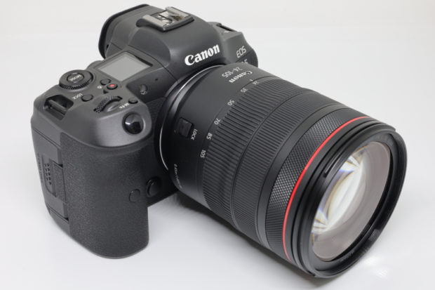 Canon EOS R1 Coming in 2021
