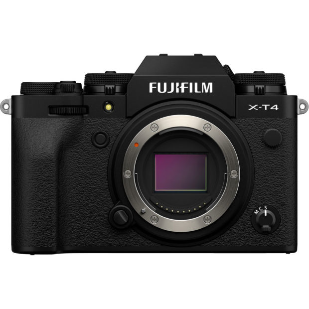 Silver Fujifilm X-T4 Postponed to Start Shipping in Late May and Black Version on April 28