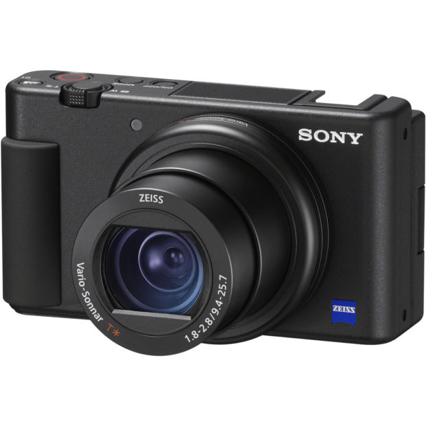 More Real Film Videos of Sony ZV-1 at Mobile01