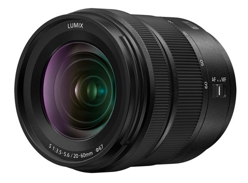 Images of Panasonic LUMIX S 20-60mm F3.5-5.6 Lens Leaked Online