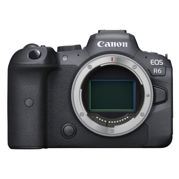 Canon EOS R6 Announced, Priced $2,499, Available for Pre-Order Now!
