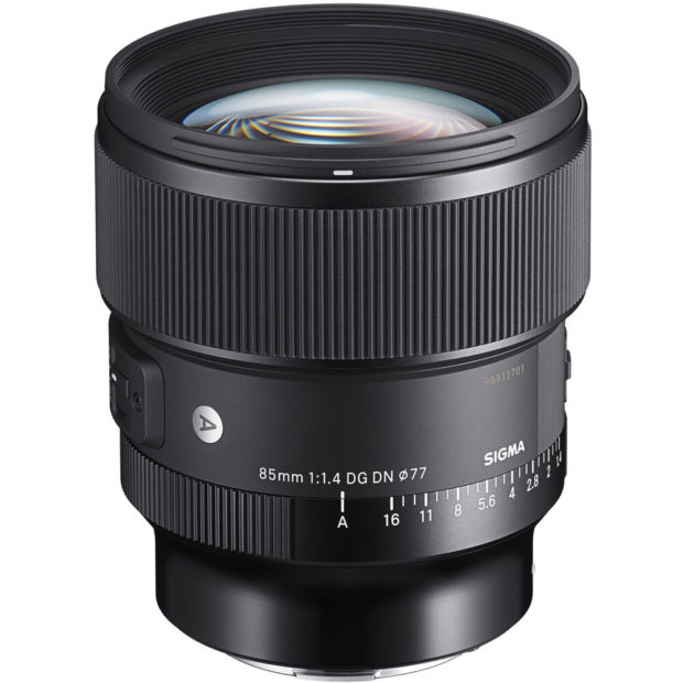 Sigma 85mm F1.4 DG DN Art Lens Announced, Priced $1,199, Available for Pre-Order